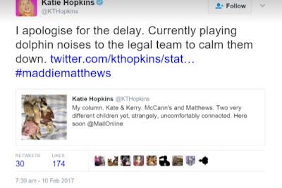 Textusa: The McCann Trial KHopkins