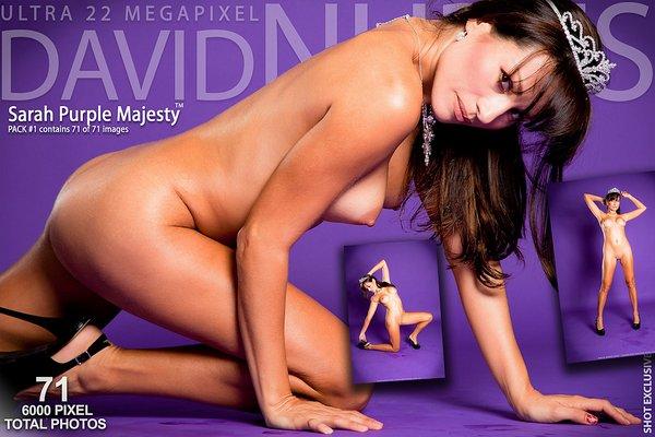 David-Nudes9-11 Sarah - Purple Majesty Pack 1 03250
