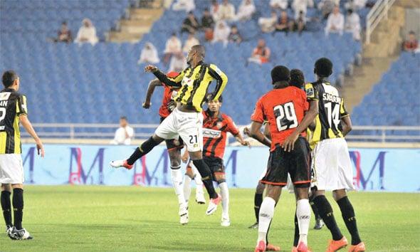 مشاهدة مباراة الاتحاد والرائد بث مباشر بتاريخ 09-12-2017 الدوري السعودي