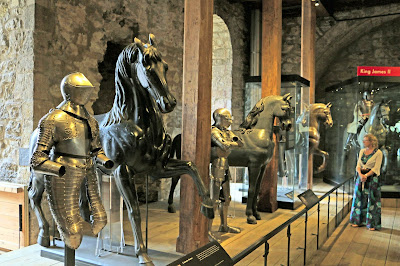 The Line of Kings exhibition in the White Tower