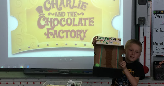 Charlie and the Chocolate Factory Dioramas