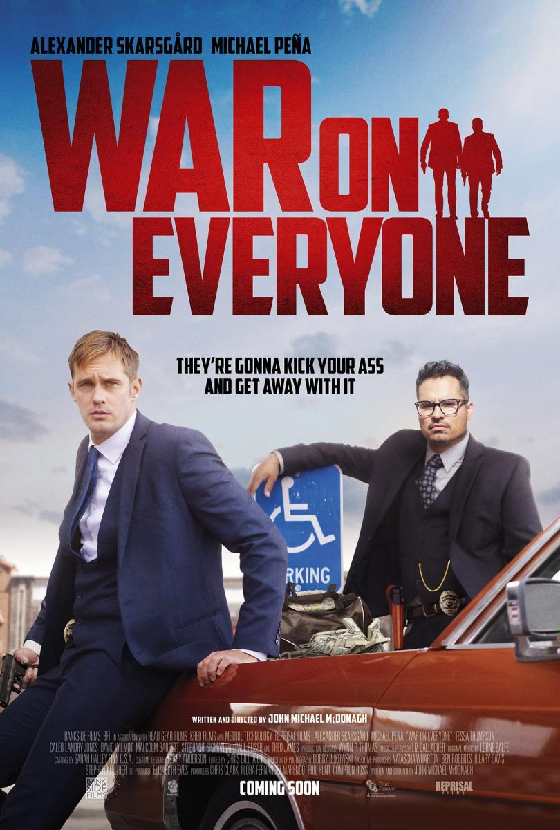 Ver War on Everyone (2016) Online