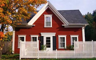 Warna Cat Rumah Cantik ~ Gambar Rumah Idaman