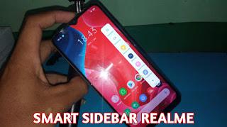 Cara Pasang Smart Sidebar Realme C11 C12 C15