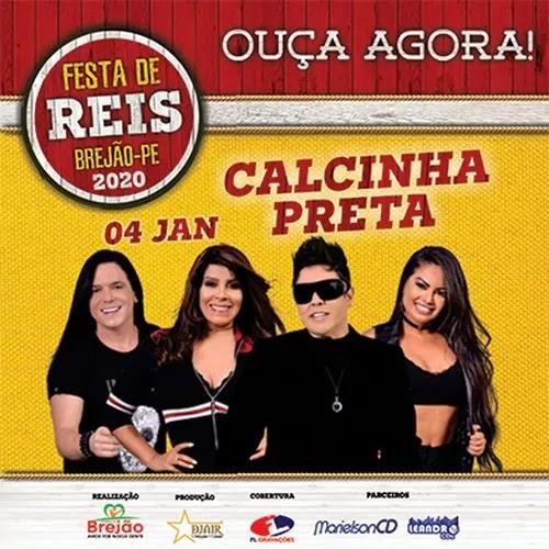 Calcinha Preta - Festa de Reis - Brejão - PE - Janeiro - 2020