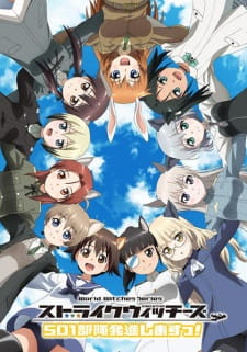 Strike Witches: 501 Butai Hasshin Shimasu! (2019)