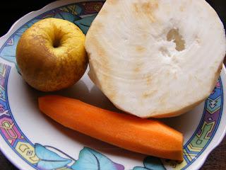Salata de telina ingrediente reteta,