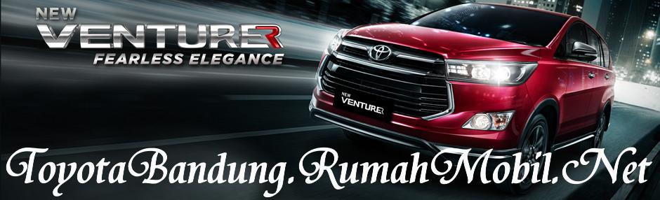 Toyota Innova Venturer Bandung