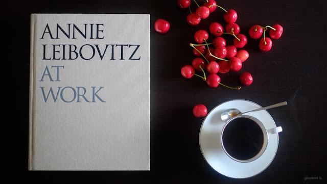 Fotografia del libro Annie Leibovitz At Work