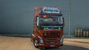 New Volvo FH16 Interior & Accessories V 4