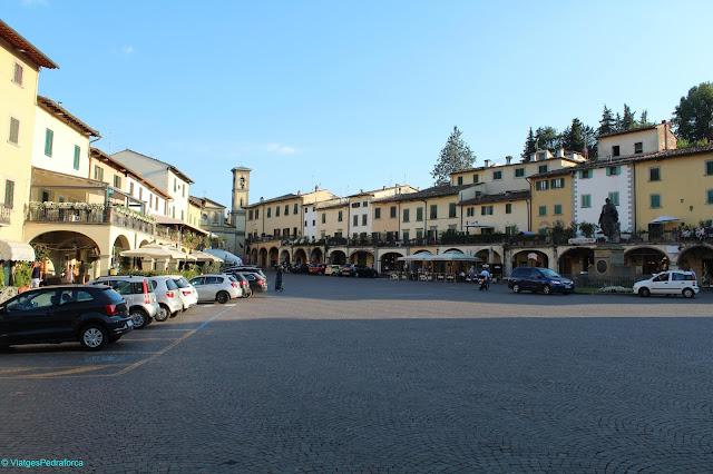Greve in Chianti, Toscana, Itàlia