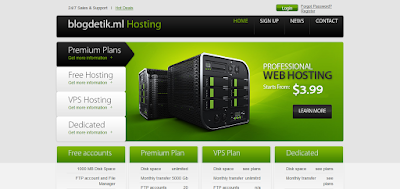 BlogdetikML Free Hosting Review