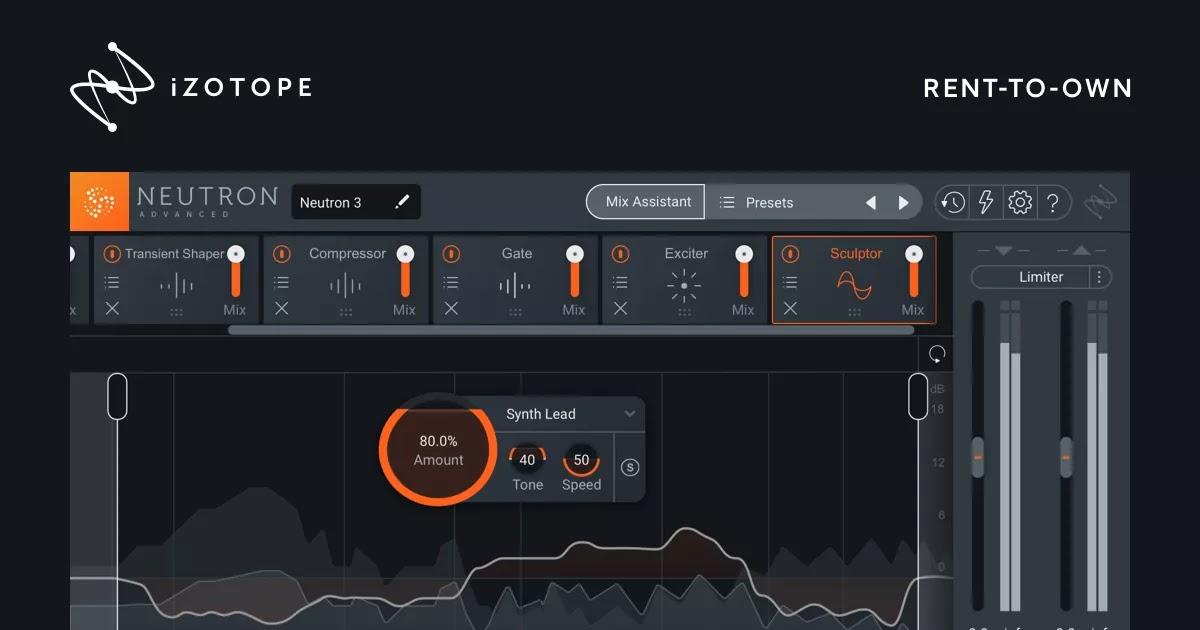 تحميل برنامج iZotope Neutron 3 Advanced v3.1.1 لاستوديوهات الموسيقى وما بعد الإنتاج