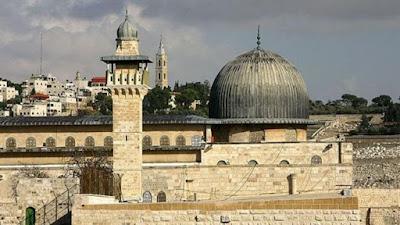 """""""Masjidil Aqsha merupakan isu sentral umat islam"""""""