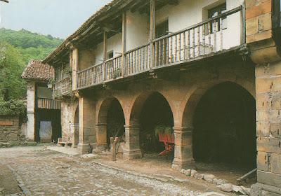 postal, Bárcena Mayor