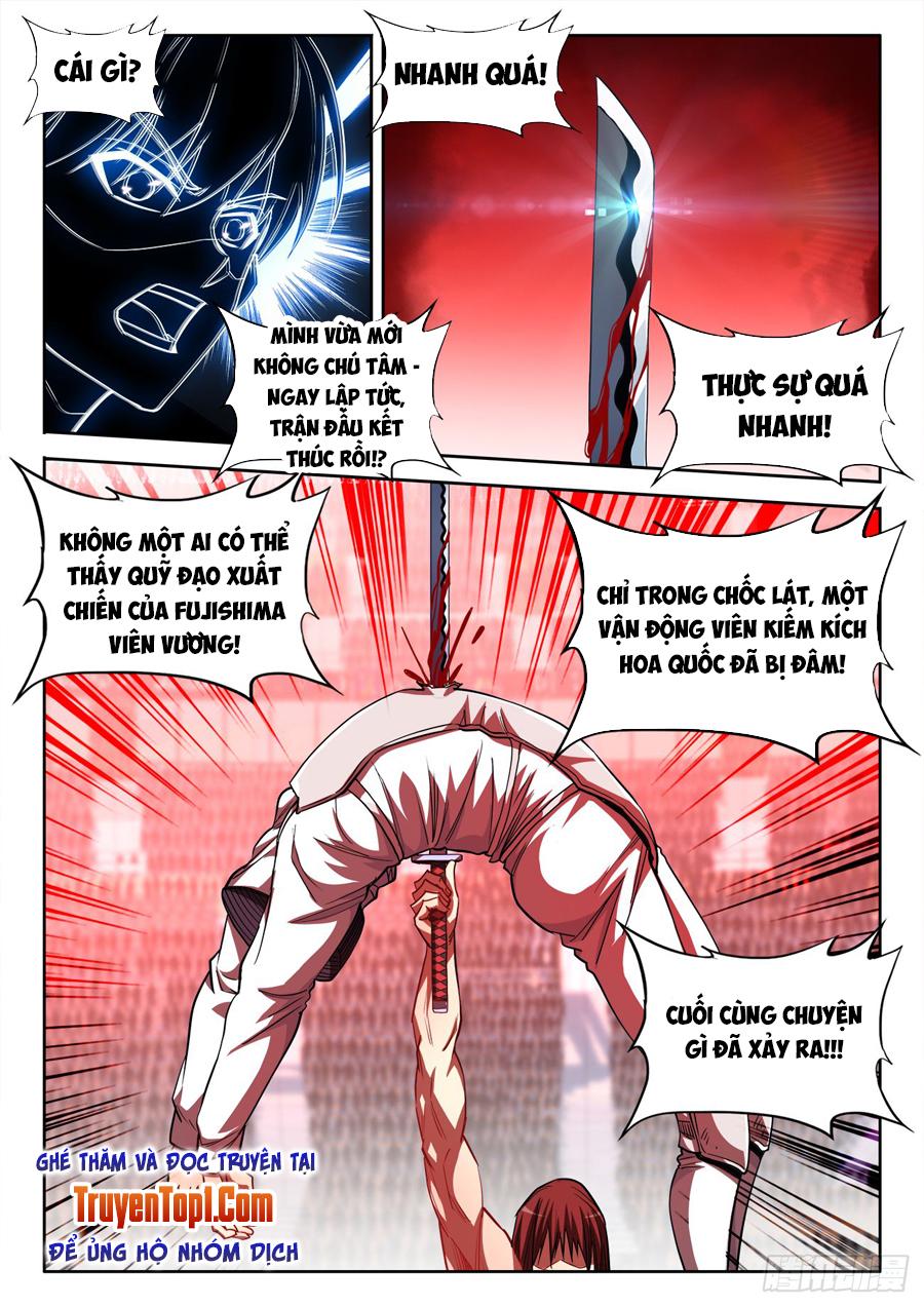 Cực Đạo Tông Sư chap 55 - Trang 12