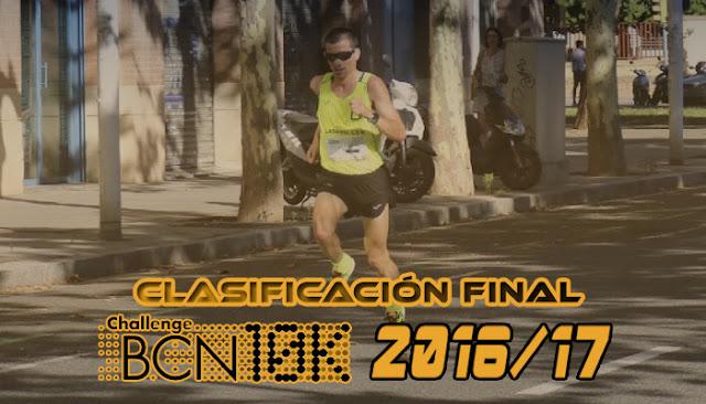 ChallengeBCN10K 2016/17 - FINAL