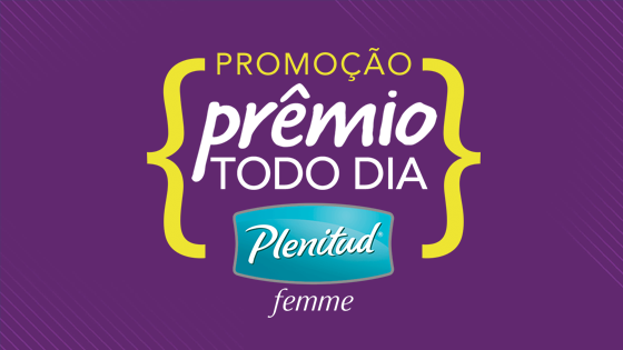 Promoção Plenitud Prêmio Todo Dia