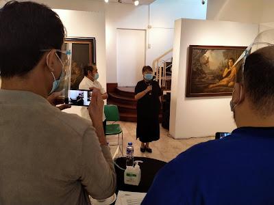 M Gallery Paintings