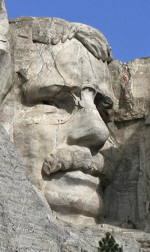 Theodore Roosevelt Monte Rushmore USA