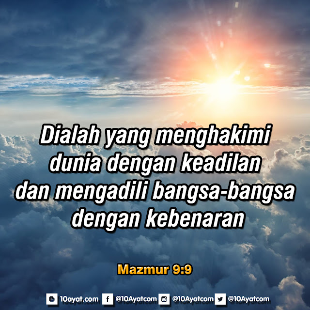 Mazmur 9:9