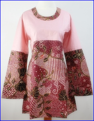 To Batik Pekalongan Net Baju Batik Modern Terbaru