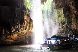 keindahan green canyon