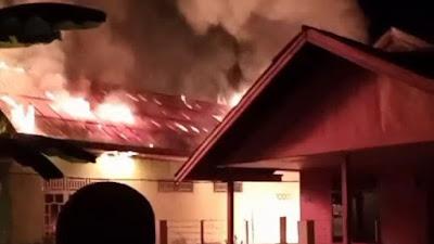 Kebakaran di Bone, Korban Rugi Ratusan Juta-dulmyid