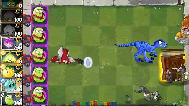 عن لعبة زومبي ضد النباتات 4 بلانتس فيرسيز زومبيز