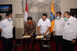 Pembangunan Jembatan Penghubung Lombok-Sumbawa Mulai Dipelajari Kelayakannya Januari 2021