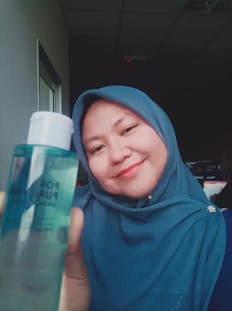 Review Althea Pore Purifying Serum Cleanser - Cleanser & Serum Dalam 1 Botol