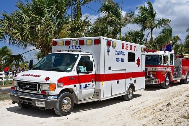 Mobile Medical Vehicles