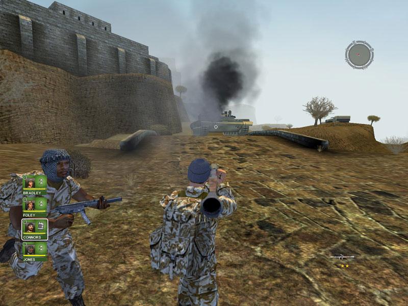 conflict désert storm 2