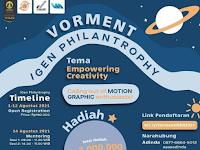 Kompetisi Motion Graphic dan Mentoring Nasional 2021 di UI