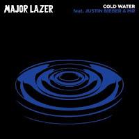 """Resultado de imagen de Major Lazer feat. MO & Justin Bieber """"Cold Water"""""""