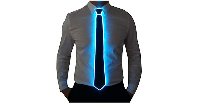 Burning Man Light Up Fanny Ties