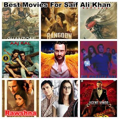 معلومات عن سيف على خان | Saif Ali Khan افضل افلام سيف على خان على الاطلاق قائمة افضل 10 أفلام سيف على خان على الاطلاق
