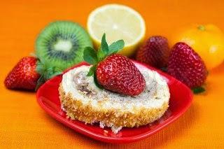 LEMON MANDARIN CAKE