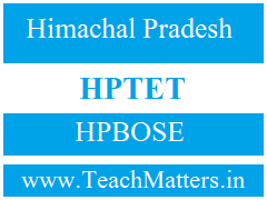 image : Himachal Pradesh Teacher Eligibility Test @ TeachMatters