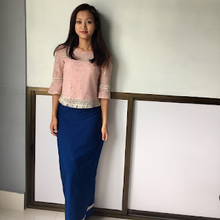 Mizo Sunday Fashion Collection