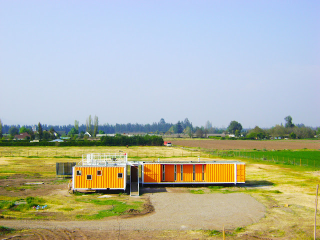 Earthquake-Resistant Modular Shipping Container Home 12