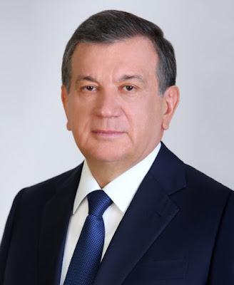 Shavkat Mirziyoyev Crypto