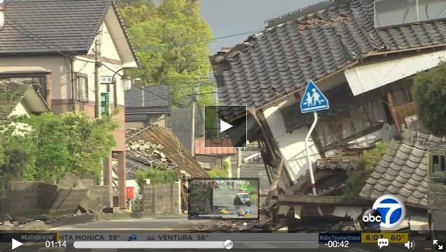 Earthquake Prediction: MAJOR EARTHQUAKE DUE TO STRIKE SAN ANDREAS