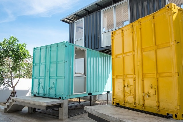 shipping container offices cheap office space