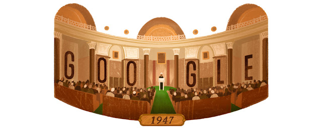 India Independence Day 2016 - Google Doodle