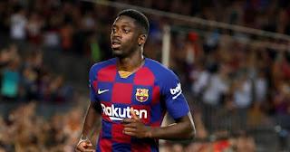 Ousmane Dembele has no intention of leaving La Liga giants