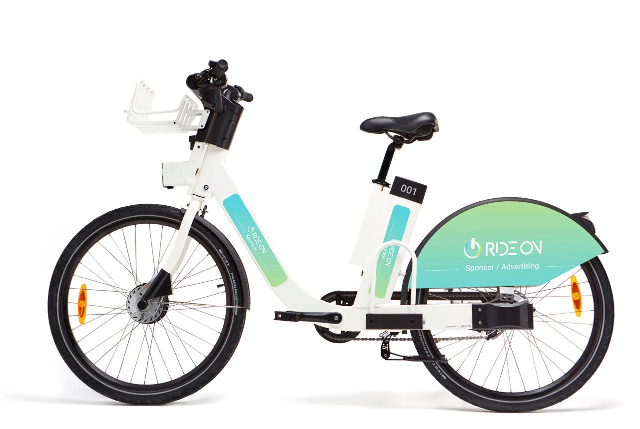 RideOn e-bike Share