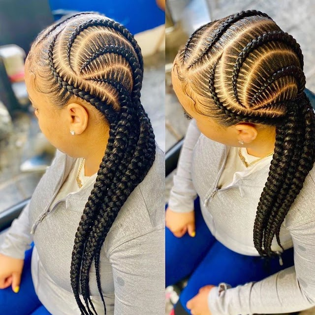 Top 30 Braids Hairstyles 2020 Pictures: Trending hairstyles for ladies.