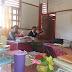 Sosialisasi Budaya Borneo (Dayak) ke  Mentawai Oleh Mahasiswa Universitas Mulawarman