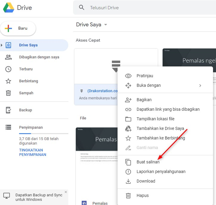 How to Overcome the Quota Limit Download Google Drive on a PC